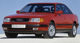 Audi 100 chiptuning