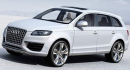 Audi Q5 chiptuning