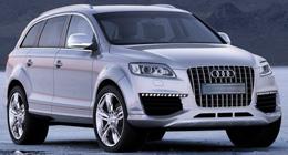 Audi Q7 chiptuning