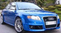 Audi RS4 (B5) chiptuning