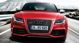 Audi RS5 chiptuning