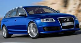 Audi RS6 chiptuning