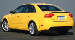Audi S4 (B5) chiptuning