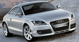 Audi TT chiptuning