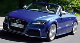 Audi TT RS chiptuning