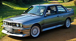 BMW 3-as E30 chiptuning