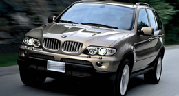 BMW X5 E53 chiptuning