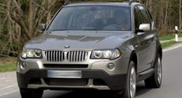 BMW X3 E83 chiptuning