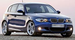 BMW 1-es E87/E81/E82/E88 chiptuning