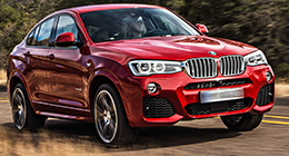BMW F26 X4 20i 184 LE chiptuning
