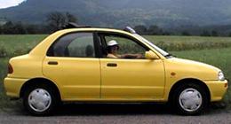 Mazda 121 chiptuning
