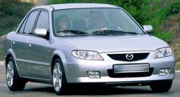 Mazda 323 chiptuning