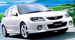 Mazda Familia chiptuning