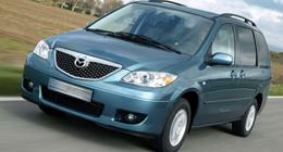 Mazda MPV chiptuning