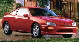 Mazda MX3 chiptuning