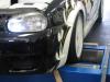 Autokorbel Hungaroring EVO NEO Golf teljesítménymérés