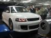 Autokorbel Hungaroring EVO NEO Passat teljesítménymérés