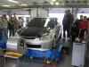 Autokorbel Hungaroring EVONEO teljesítménymérés