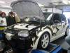 Autokorbel Hungaroring Golf teljesítménymérés