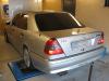 Mercedes C36 AMG chiptuning