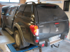 Mitsubishi L200 2,5 Did 136LE chiptuning